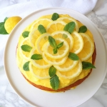 Cytrynowy tort z limoncel...