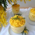 Wloski deser mimoza (Dess...