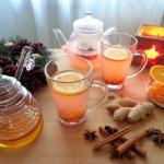 Zimowe herbaty...