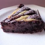 Migdałowo-czekoladowe...