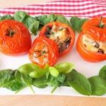 Nadziewane pomidory alla...