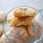 Kokosowe ciasteczka z ric...