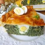 Torta Pasqualina - wloski...