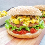 Hamburger...