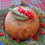 Świąteczny pudding...