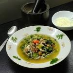Zupa, której składniki...