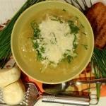 Zupa cebulowa z...