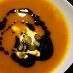 Zupa dyniowa odkryta na...