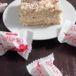 Ciasto Rafaello.