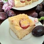 Ciasto drozdzowe z serem ...