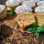 Muffinki kawowe.