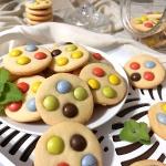 Kolorowe ciasteczka...