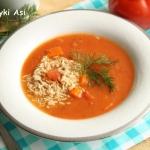 Zupa pomidorowa z brazowy...