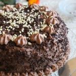 Tort Ferrero Rocher