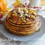 Dyniowe pancakes