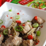 Orientalny kurczak z...