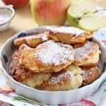 Racuchy na kefirze z jabl...