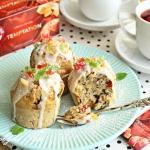 Muffinki z herbata Teekan...