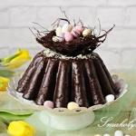 Babka waniliowo-czekolado...