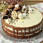 Tort mleczno-porzeczkowy