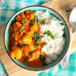 Curry z kalafiora i dyni