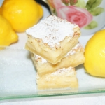 Lemon bars-cytrynowe...
