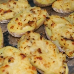 Ziemniaki faszerowane
