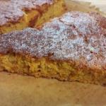 Ciasto marchewkowe fit