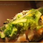 Salatka brokulowa