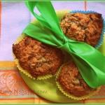 Muffinki w towarzystwie c...
