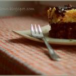 Ciasto z masa mandarynkow...
