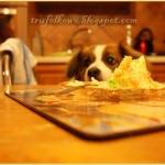 Żebranie przy stole - Mi...