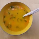 Słodko-ostra zupa...