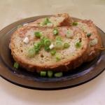 Chleb w jajku na ostro