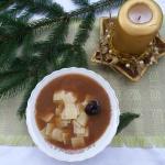 Tradycyjna wigilijna zupa...