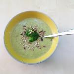 Zupa brokulowa dla dzieci...