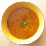 Zupa ze swiezych pomidoro...