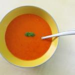 Zupa paprykowa dla dzieci...