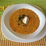 Zupa ogórkowa - krem