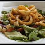 Salatka z kalmarami