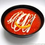 Diabelska zupa krem z cze...
