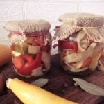 Pikle warzywne do sloikow...