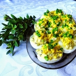 Jajka z pieczarkami szybk...