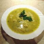 Pyszna zupa brokułowa z...
