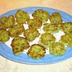 Placki z brokula przepis