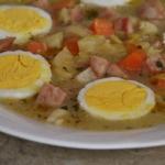 Zupa chrzanowa najlepsza ...