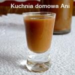 Kremowy likier kawowy