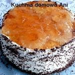 Tort ananasowy z kremem...