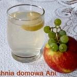 Kompot z jabłek i...