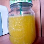 Domowa oranzada pomarancz...